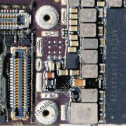 Flash Caméra iPhone 6s