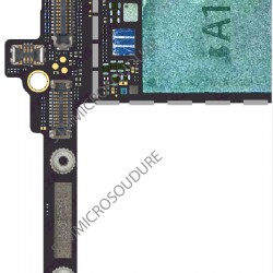 Flash Caméra iPhone 7