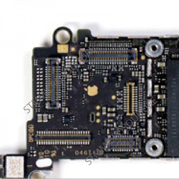 Réparation GPS sur carte mère iPhone SE