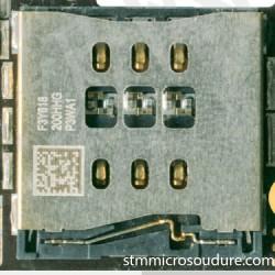 Réparation lecteur SIM iPhone SE
