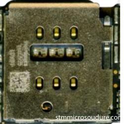 Réparation lecteur SIM iPhone 8