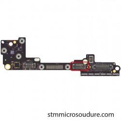 Réparation connecteur FPC caméra arrière iPhone 7