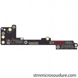 Réparation connecteur FPC caméra arrière gauche iPhone 7 plus