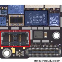 Réparation connecteur FPC batterie iPhone 6