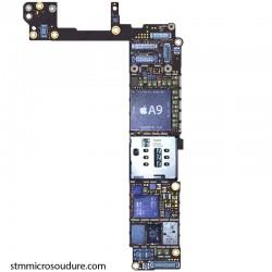 Réparation oxydation carte mère iPhone 6s