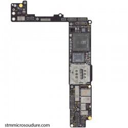 Réparation oxydation carte mère iPhone 8