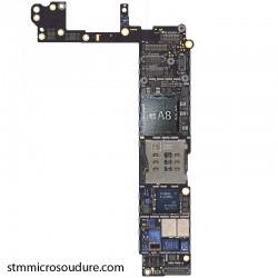 Réparation chauffe importante carte mère iPhone 6