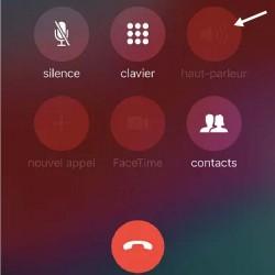 Réparation problème audio, son, micro ou dictaphone iPhone 7 plus