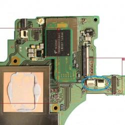 Connecteur USB-C et 2 FPC...