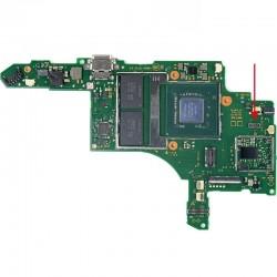 Réparation Connecteur FPC Lecteur carte SD Nintendo Switch