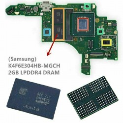 Mémoire K4F6E304HB-MGCH 2GB