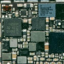 Rétroéclairage iPhone SE